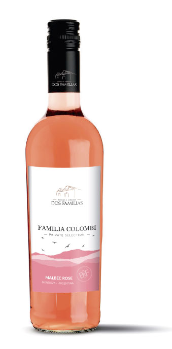 FAMILIA COLOMBI MALBEC ROSE