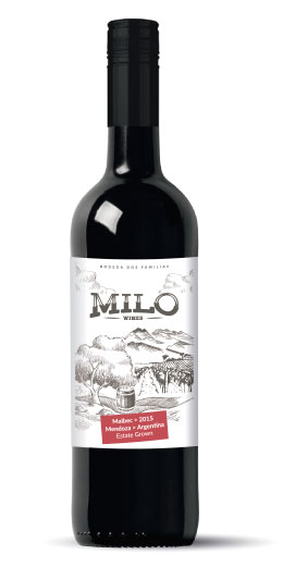 MILO WINES ESTATE GROWN MALBEC